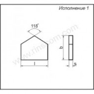 Картинки по запросу Пластины т/с тип 14 (ГОСТ 25399-90)