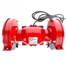 Станок точильный настольный с двумя шлифкругами 120 Вт, 2950 об/мин, 150х16х12,7 мм INTERTOOL DT-080_16