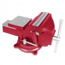 Тиски слесарные поворотные 100 мм INTERTOOL HT-0051 Intertool
