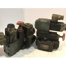 Клапан предохранительный МКП 10-10-2-131 10МПа 50 л/мин В110