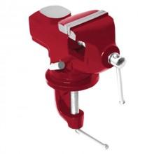 Тиски слесарные поворотные 60 мм INTERTOOL HT-0054 Intertool