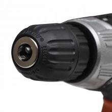 Дрель шуруповерт STORM 420Вт, 0-850об/мин, 1.0-10мм, max крутящий момент 10Н.М., с уровнем INTERTOOL_1