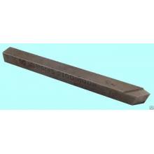 Резец автоматный проходной 8х8х120 ГОСТ 10043 Р6М5 цельн.