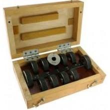 Кольца установочные для проверки нутромеров модель 109 18-50 Калибр 11 шт
