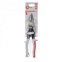 Ножницы по металлу 250 мм прямые Cr-V INTERTOOL HT-0180 Intertool_8