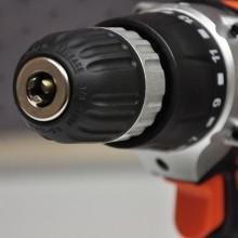 Шуруповерт STORM, 18В, 2 скорости, 1200об/мин, 2 аккумулятора, 1 час зарядки INTERTOOL WT-0318 Inter_6