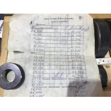 Кольца установочные для проверки нутромеров модель 109 18-50 Калибр 11 шт_1