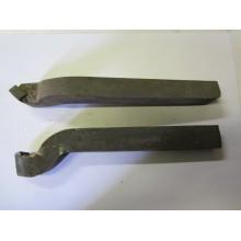 Резец строгальный проходной упорный отогнутый 32х20 левый ГОСТ 18891-73 ВК8