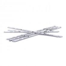 Полотно ножовочное по металлу 300x12,5x0,62, 24T, W3, HSS INTERTOOL HT-3020 Intertool