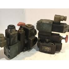 Клапан предохранительный КПЭ 20/110 32МПа 120 л/мин В110,220