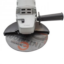 Шлифмашина угловая 1650 Вт, 8000 об/мин, диаметр круга 180 мм, фиксатор INTERTOOL DT-0218 Intertool_10