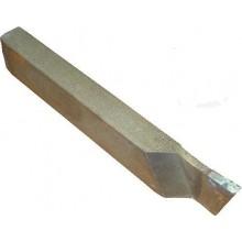 Резец токарный отрезной 25х16х140 ВК8 ЧИЗ левый