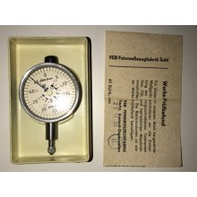 Индикатор часового типа ИЧ-0,5 без ушка ГОСТ 577 Germany