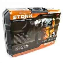 Перфоратор STORM 1600 Вт, 3 режима, 730 об/мин, 4000 уд/мин INTERTOOL WT-0153 Intertool_10