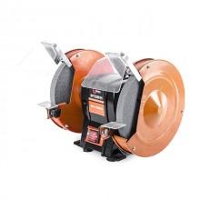Станок точильный настольный STORM 400 Вт, 0-2950 об/мин, шлифкруг 200 мм. INTERTOOL WT-0820 Intertoo_2