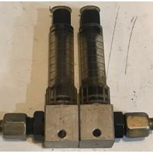 Блок дроссельный смазочный БДИ-2