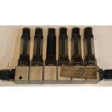 Блок дроссельный смазочный БДИ-6