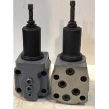 Клапан предохранительный Г 54-24 2,5 МРа 80 л/мин
