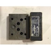 Клапан обратный КОМ 102 Рном=20МРа 63 л/мин