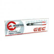 Ножницы арматурные 350 мм, Cr-V, max 3 мм INTERTOOL HT-0151 Intertool_4