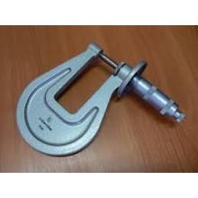 Микрометр листовой  МЛ 0-25 ГОСТ 6507-78 СССР