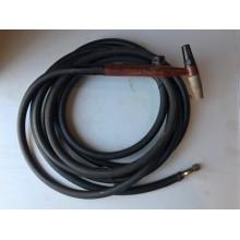 Горелка для аргоно-дуговой сварки (TIG) с вентильным управлением ЭЗР-5-2