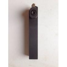 Резец токарный сборный подрезной со вставкой на основе нитрида бора эльбор-З 20х20х125 углы-45, 15