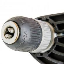 Дрель ударная STORM, 760Вт, 0-3000об/мин, 1.5-13мм, реверс, плавная регулировка. INTERTOOL WT-0107 I_7