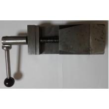 Тиски станочные с ручным приводом (лекальные)  80 мм 7200-0003 ГОСТ 16518-96 БЗСП