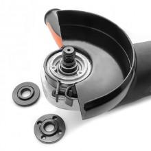 Шлифмашина угловая STORM 900 Вт, 10000 об/мин, диаметр круга 125 мм, фиксатор INTERTOOL WT-0202 Inte_3