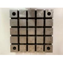 Плита прямоугольная 300х300 мм УСП12 для универсально-сборочных приспособлений