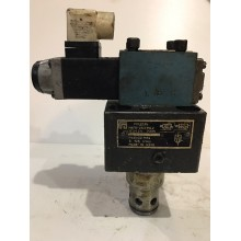 Клапан обратный встраиваемый с управлением МКГВ 25/3 ФЦ2 ЭД2.24 без расп и клапана