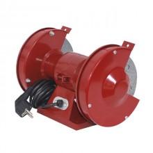 Станок точильный настольный с двумя шлифкругами 120 Вт, 2950 об/мин; 125х16х12,7 мм INTERTOOL DT-080_3
