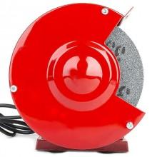 Станок точильный настольный с двумя шлифкругами 120 Вт, 2950 об/мин, 150х16х12,7 мм INTERTOOL DT-080_5