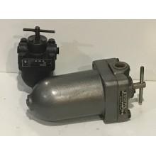 Фильтр щелевой 16-125-1К (аналог 0,12-Г41-1) Ду=10 16 л/мин ГОСТ 21329-75