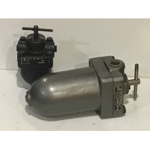 Фильтр щелевой 25-125-1К (аналог 0,12-Г41-12) Ду=16 25 л/мин ГОСТ 21329-75