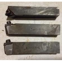 Резец проходной 25х20 оснащенный пластиной Гексанит-Р 3,5х3,5  ТУ2-035-811-81 1ЗУБР КНБ
